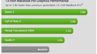 Ein Blick ins 13 Zoll MacBook Pro: Details zum Nvidia 320M-Grafikchip