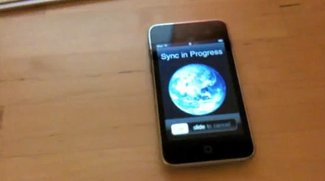 iPhone, iPad, iPod touch: Synchronisation über WLAN