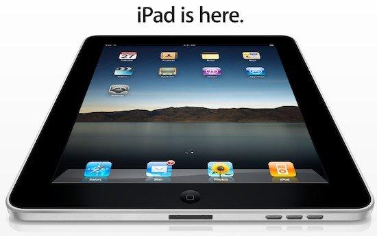 Apple: 300.000 WiFi-iPads am ersten Tag