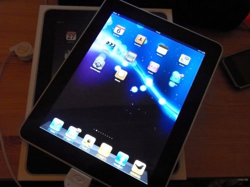 iPad WiFi 16GB