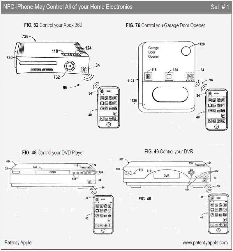 Apple-Patent bringt Near-Field-Communication aufs iPhone