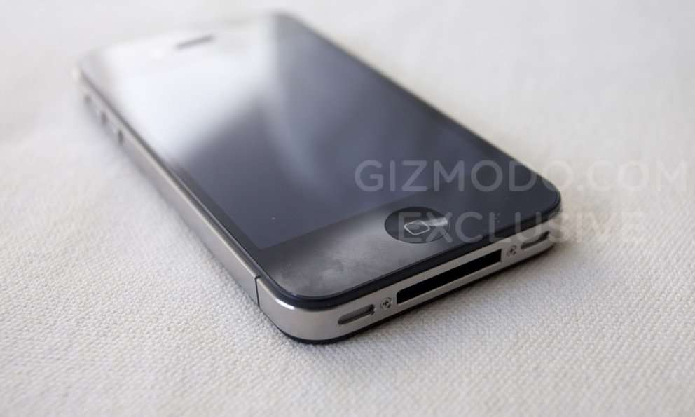 Gizmodo Exklusiv: iPhone 4th Generation Hands-On!