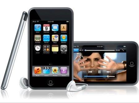iPad und iPod Touch im Herbst mit Kamera?