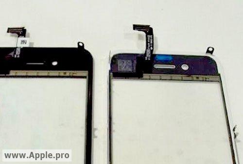 Weitere Bauteile: Vierten iPhone Generation auch in weiss?