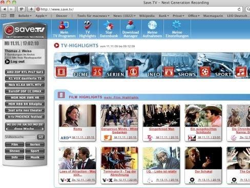 Trotz Rechtsstreit: Save.TV kann wieder RTL-Programm aufnehmen