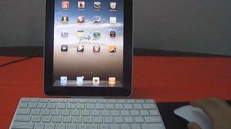 Jailbreak-iPad erlaubt Bedienung mit Bluetooth-Maus