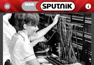 Live auf dem iPhone: Ellie Goulding über Sputnik