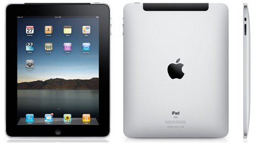 Apple Online Store: Apple iPad vorbestellbar