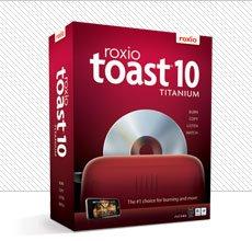 Update für Toast 10 erlaubt iPad-Video-Export