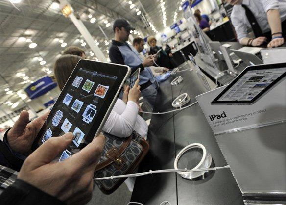 In weniger als 60 Tagen: Apple verkauft 2 Millionen iPads