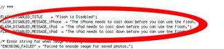 iPhone OS 4 Beta 4: Blitz für iPhone 4G, iPod und iPad