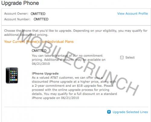 iPhone 4G zum Verkauf am 21. Juni?