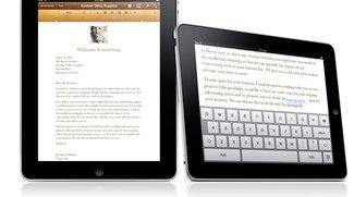 Umsatz von iWork-iPad-Apps laut Schätzung mit Google Docs vergleichbar