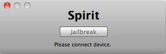 Spirit: Firmware 3.1.2/3.1.3/3.2 Jailbreak für iPhone, iPod touch, iPad