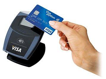Visa payWave: Berührungsloses Bezahlen mit dem iPhone