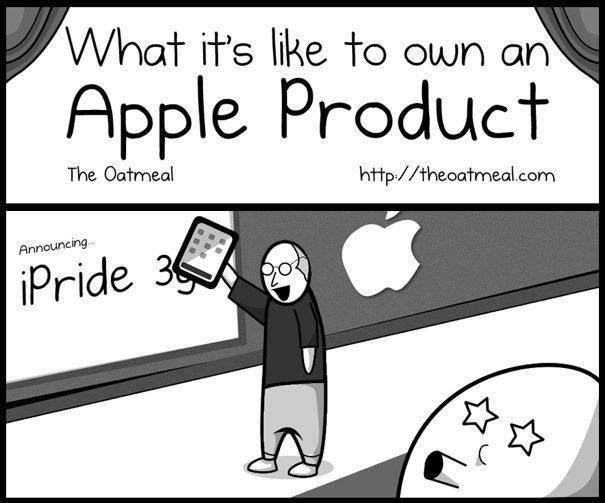 Die Geschichte eines Apple-Fans