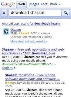 Google erleichtert App-Suche