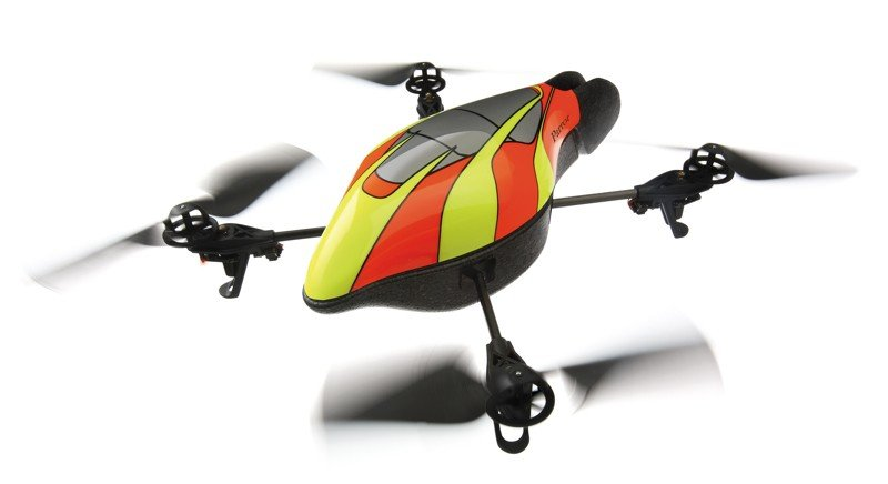 AR.Drone: In den USA ab September für USD 299,-