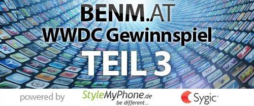 BENM.AT WWDC Gewinnspiel - Teil 3