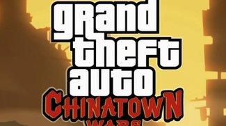 GTA: Chinatown Wars kommt auch als iPad-Version