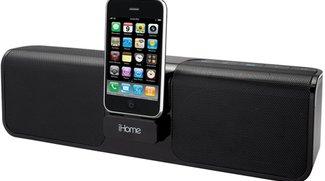 Neue iPhone- und iPod-Lautsprecher für iPhone