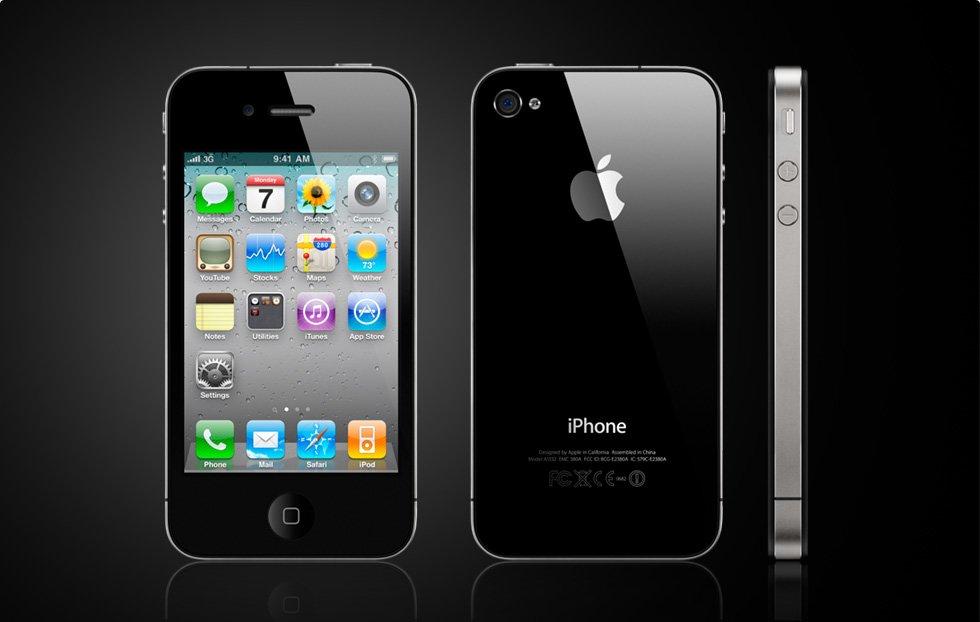 Apple's offizielle iPhone 4 Fotos