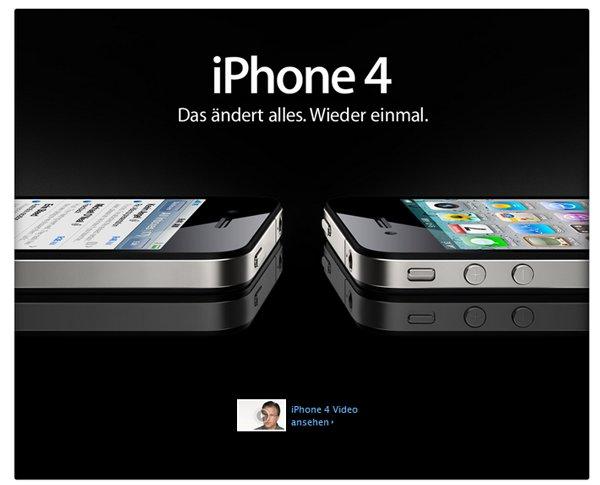 WWDC 2010: iPhone 4 - Das ändert alles. Wieder einmal.