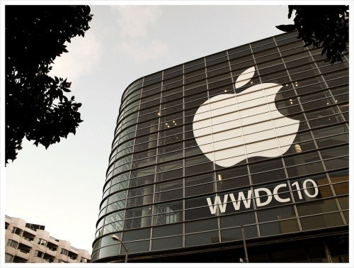 Pics of the Day: Moscone Center in San Francisco - WWDC 2010