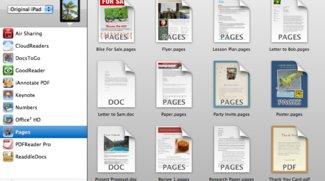 Index mit iWork Pages erstellen
