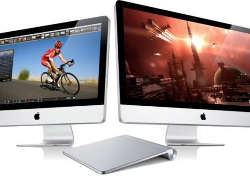 Neues von Apple: Magic Trackpad, 27 Zoll Display und ein paar Macs auf einen Blick
