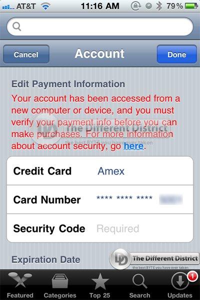 Apple verbessert die Sicherheit im App Store