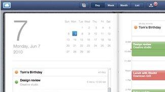 MobileMe-Kalender: Beta-Version bringt neue Optik