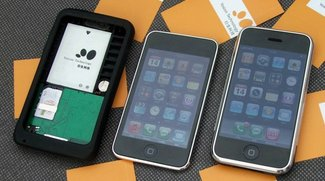 Yosion's Apple Peel 520: Aus iPod touch wird iPhone, irgendwie