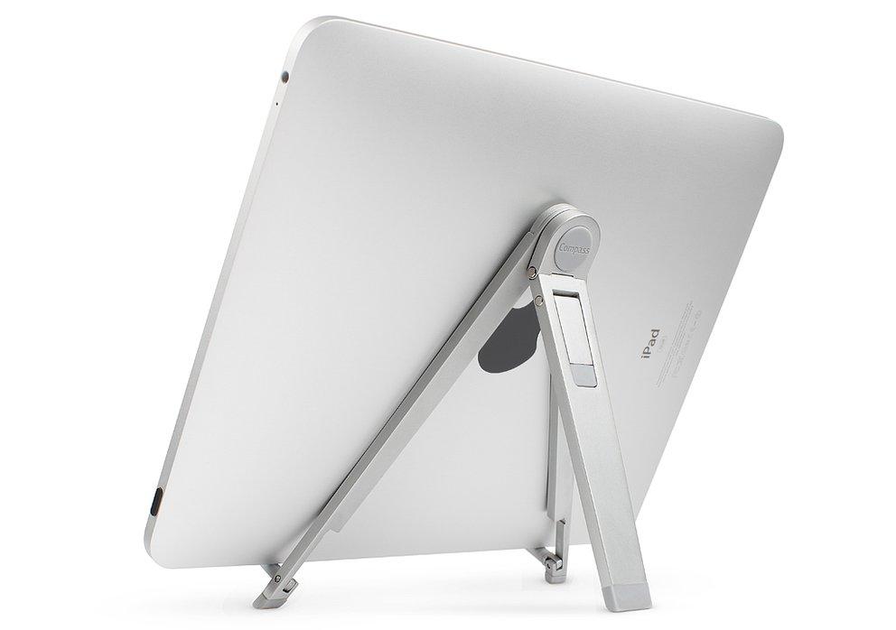 Compass: Eleganter, mobiler iPad Ständer