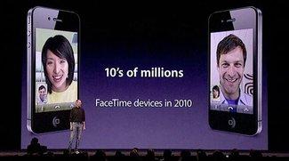 Spypics und Fakten: iPod touch mit Camera &amp&#x3B; Facetime