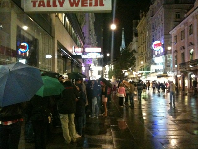 Verkaufsstart: iPhone 4 in Österreich gelandet