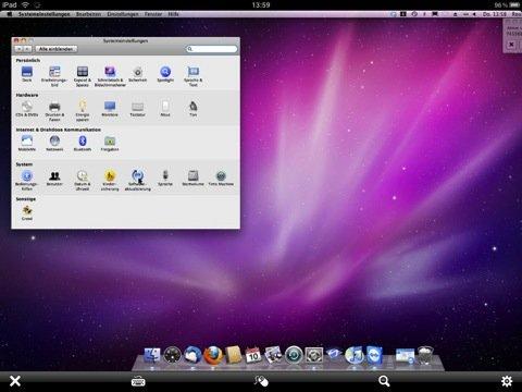 Hochaufgelöst und kostenlos: TeamViewer HD für iPad