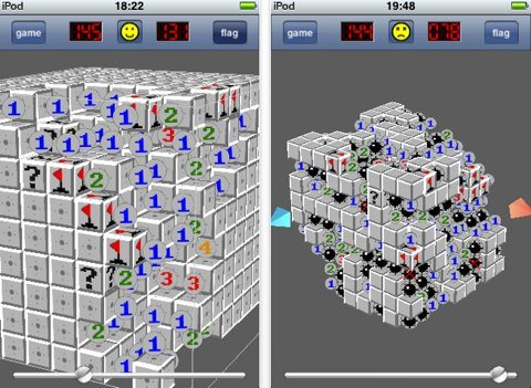 3D MineSweeper - Classic Revolution
