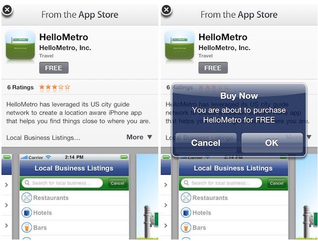 iAds: Entwickler können ihre eigenen Apps bewerben