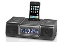 Für Ausgeschlafene: SDI iHome iP9 Radiowecker 32 Prozent günstiger