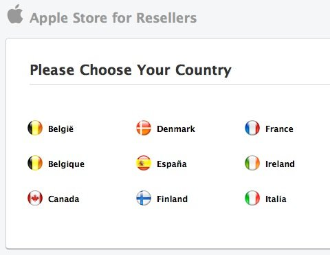 Apple startet Apple Store for Resellers