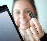 SanDisk iSSD: Kleinstes 64-Gigabyte-SSD der Welt