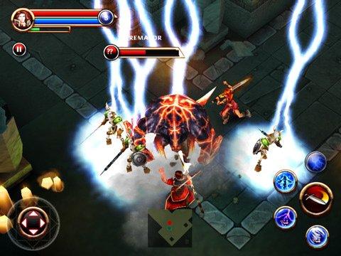Dungeon Hunter HD