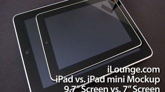 "Gerüchte: iPhone 5 Anfang 2011, 7"" iPad, iPod shuffle mit Touchscreen"