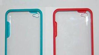 Schutzhüllen für iPod touch mit Kamera und iPod nano mit Touchscreen