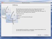 Einsteiger-Tipp: Daten migrieren vom alten auf den neuen Mac
