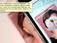 SZ-Magazin mit virtuellen Zusatz-Inhalten