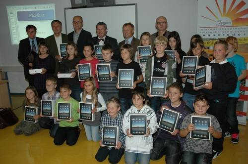 1. iPad-Klasse Österreichs