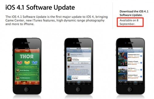 Apple (United Kingdom) - iPhone - New features in the iOS 4 Software Update