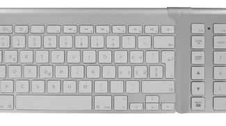 Bluetooth Keypad: LMP ergänzt Apples Bluetooth Tastatur um Zahlenblock
